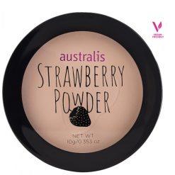 Strawberry powder - phấn phủ dạng nén dâu