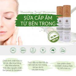 Nourishing Facial Moisturiser 1 Min