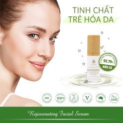 Rejuvenating Facial Serum 1 Min