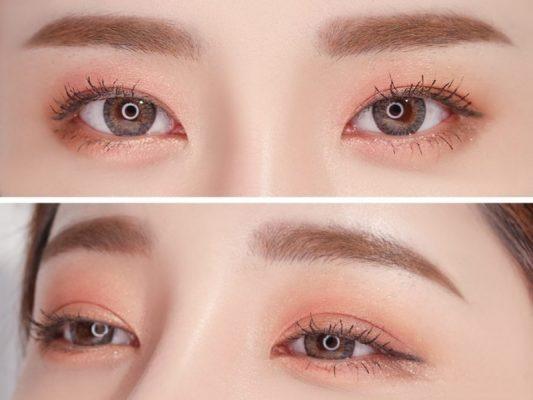 Trang điểm mắt nhẹ nhàng khi kẻ mắt bằng chì kẻ